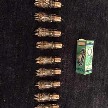 Rare 6H30P-DR Supertubes  12 available, matched