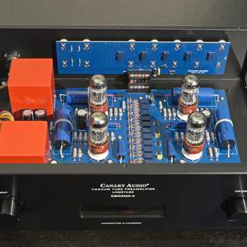 The best tube preamp you can buy under 5k that competes...