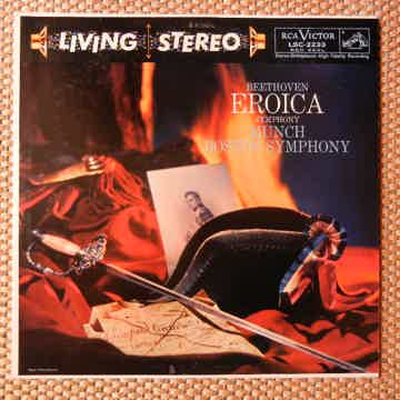 Beethoven - Eroica Symphony RCA LSC-2233 Shaded Dog