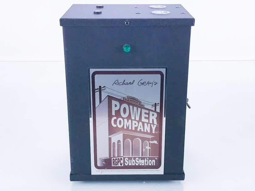 Richard Gray Power Company Substation Power Conditioner  (16646)