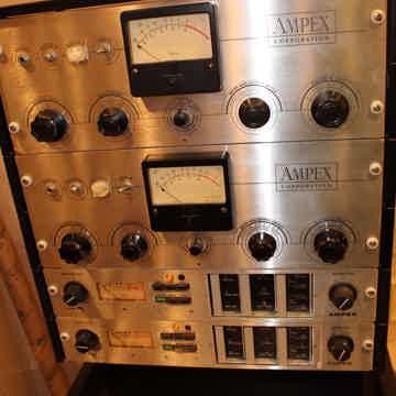 """Ampex 440C 1/4"""" 2-track Tape Recorder"""