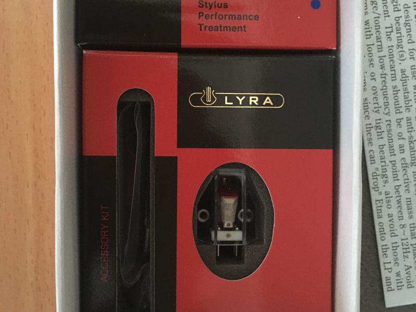 Lyra  Etna MC Phono Cartridge Like new!!