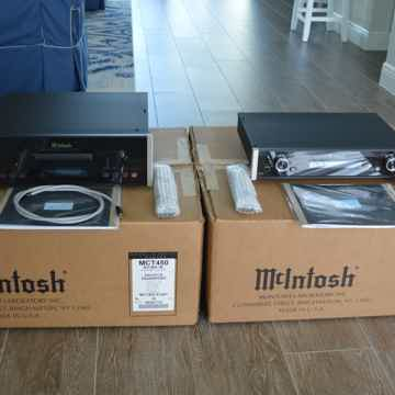 McIntosh MCT 450/D 150