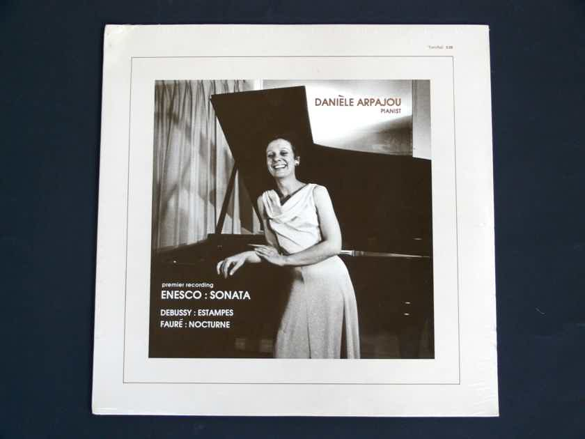 DANIELE ARPAJOU  LP  ** SEALED **   - Town Hall / Sheffield