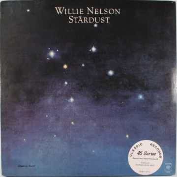 Willie Nelson Stardust Classic Records 180 Gram Audiophile 45 RPM 4 LP Set