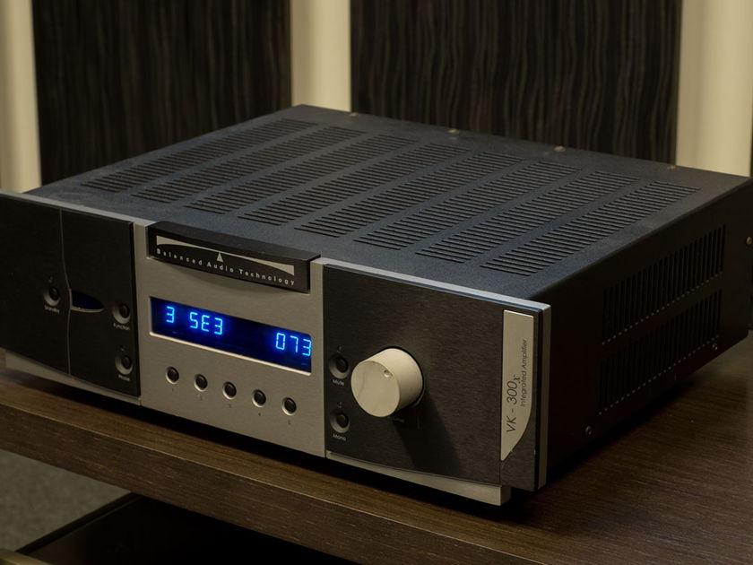 Balanced Audio Technology (BAT) VK-300x SE (ALL OPTIONS) (DR Tubes)