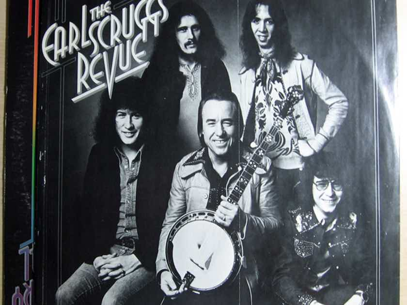 The Earl Scruggs Revue - Anniversary Special Volume One - 1975 Columbia PC 33416