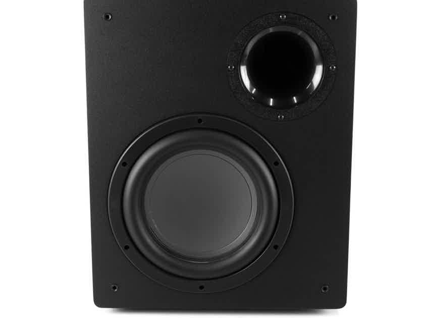 "SVS PB-10 NSD Powered 10"" Subwoofer; PB10; 300 Watts; Black (21970)"