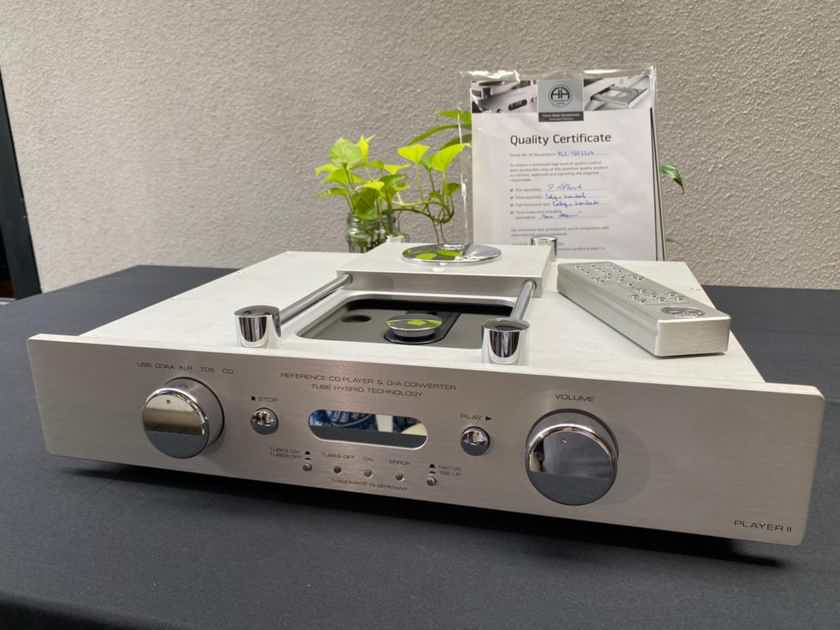 Accustic Arts Player II Mk2 (price reduced)