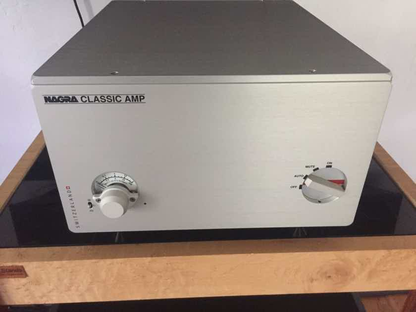 Nagra Classic Amp Solid State Sanibel Florida 33957