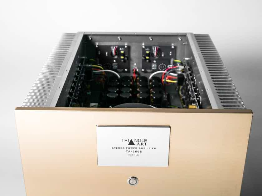 TriangleArt 260S Stereo Amplifier