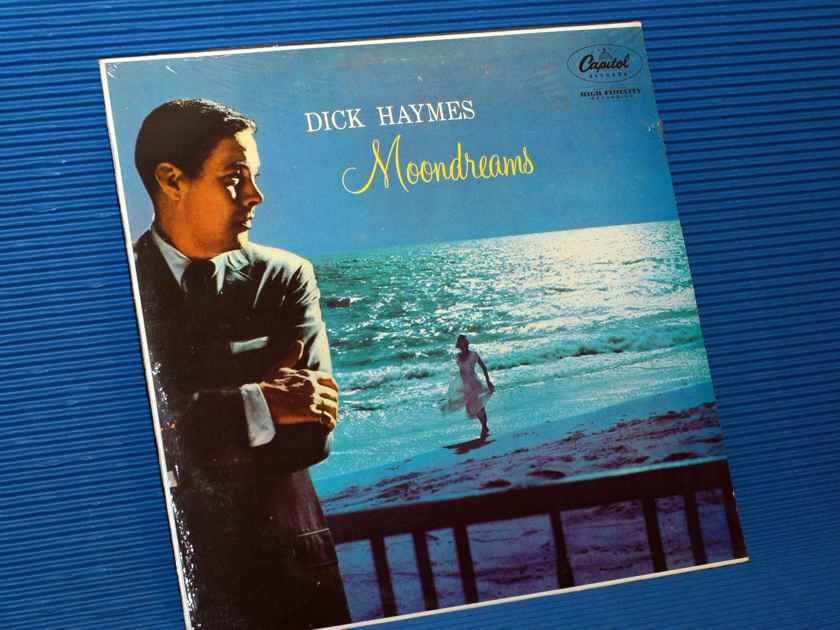 "DICK HAYMES  - ""Moondreams"" - Capitol 1982 Mono SEALED!"