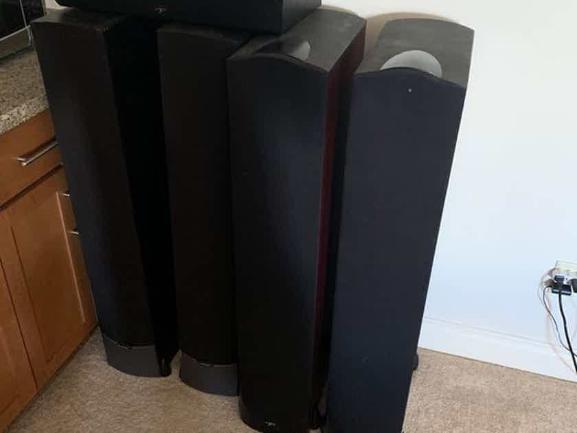 Paradigm Reference studio speakers