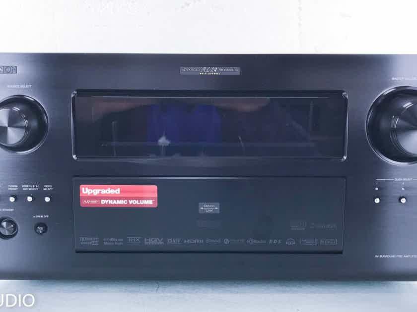 Denon AVP-A1HDCI 12 Channel Home Theater Processor Upgraded; Touchscreen Remote (15491)