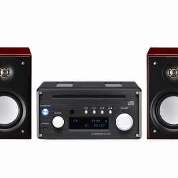 TEAC HR-X101 CD Micro Component System: Brand