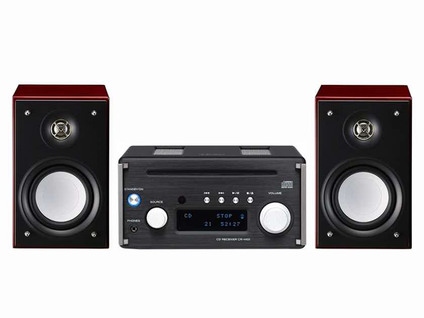 TEAC HR-X101 CD Micro Component System: Brand New-in-Box; Full Warranty; 50% Off