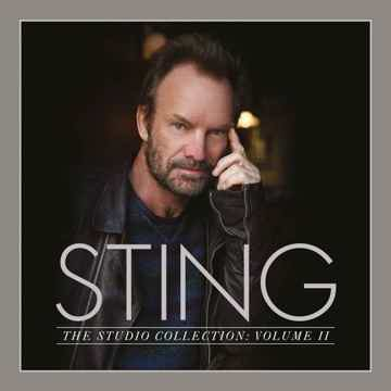 Sting - The Studio Collection - Volume II 5LP Set -  18...