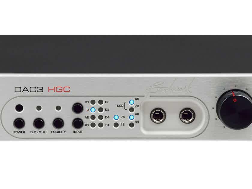 Benchmark Media DAC2 HGC