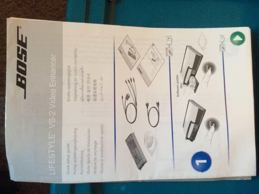 Bose Lifestyle VS-2 Video Enhancer