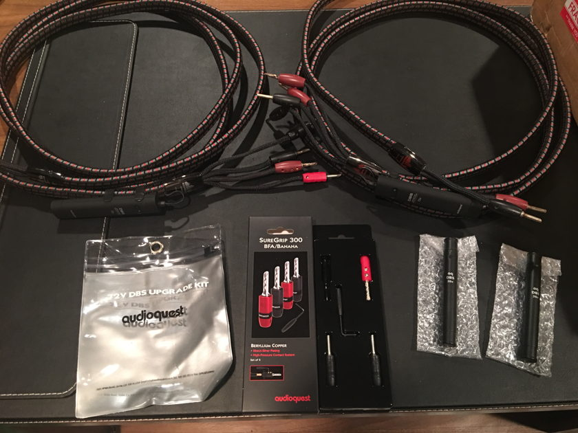AudioQuest Rockefeller w/DBS 10 ft. cables