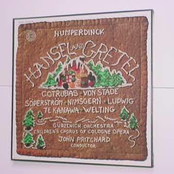SEALED Humperdinck Hansel and Gretel lp record box set John Pritchard 1979