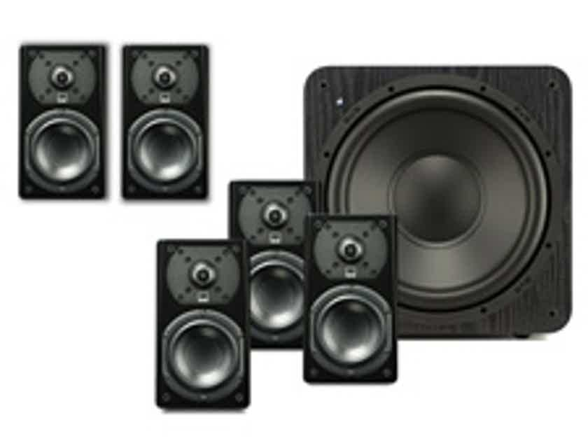 SVS Prime/Sony 7.1 home theater system