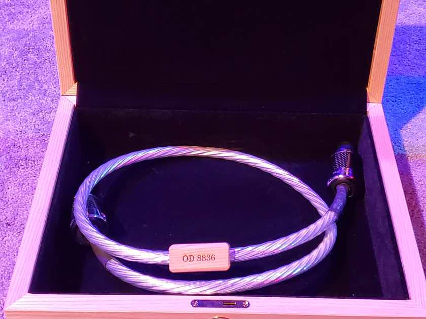 Nordost Odin 1 Powercords (15A & 20A) **************************