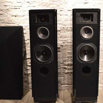 Goldmund Super Dialogue Floorstanding Loudspeakers