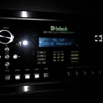 McIntosh MX122