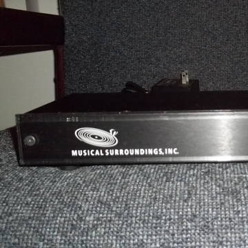 Musical Surroundings Phonomena