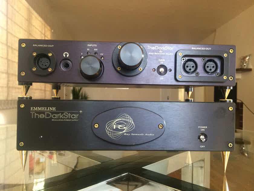 Ray Samuels Audio Dark Star Headphone Amplifier