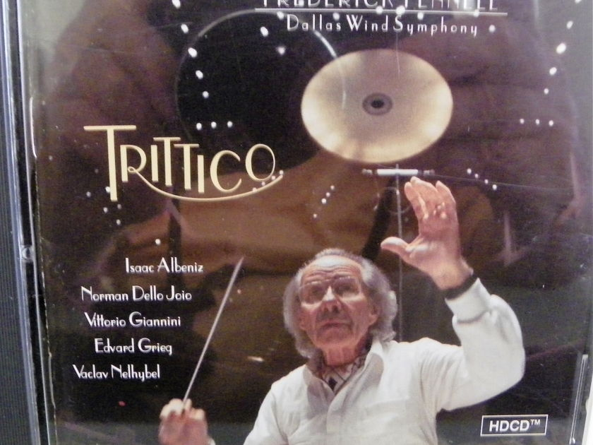 FREDERICK FENNELL - TRITTICO HDCD AUDIOPHILE CD