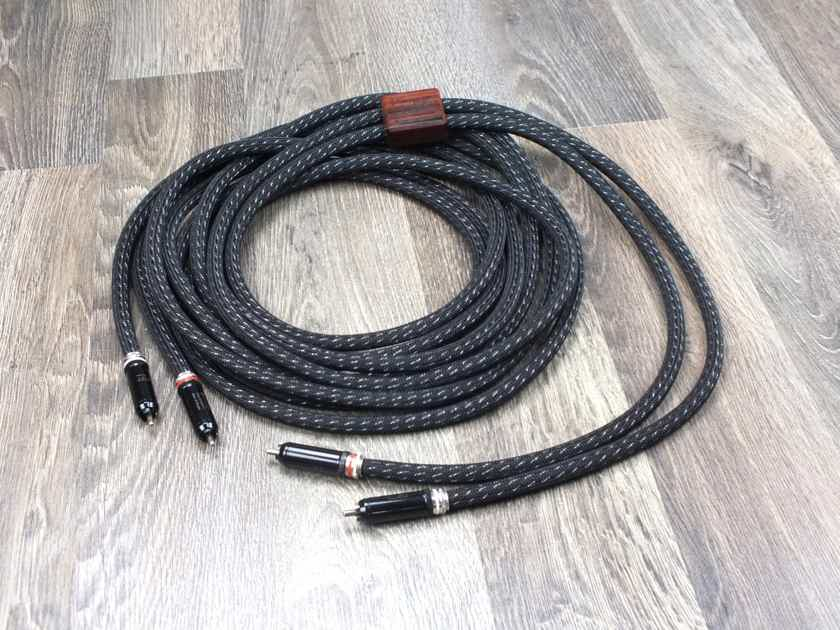 Kimber Kable KS-1036 interconnects RCA 3,5 metre