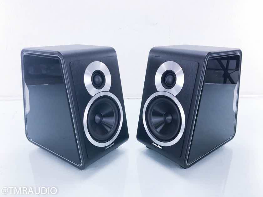 Sonus Faber Chameleon B Bookshelf Speakers Black Pair (Less than one month) (14202)