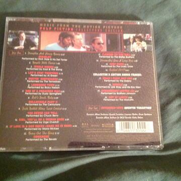 Various  Soundtrack Pulp Fiction