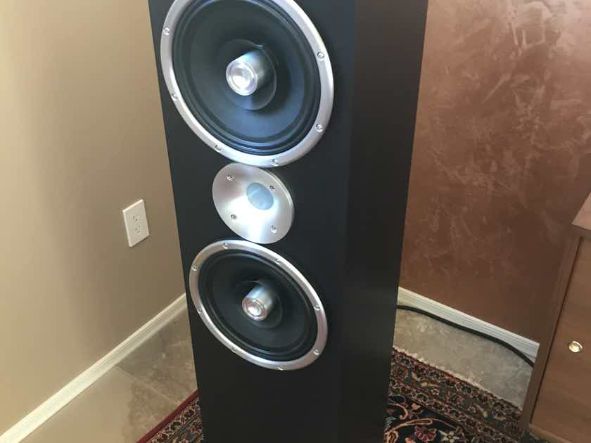 Zu Audio Omen def mk2 + undertone sub