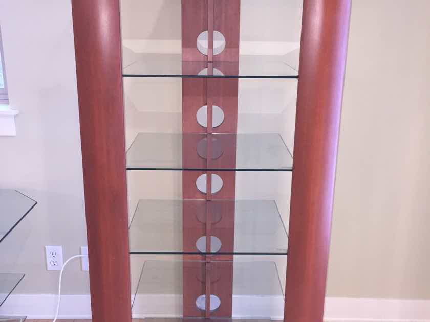 Bell Oggetti Audio Rack & Media/Center Channel/TV Stand