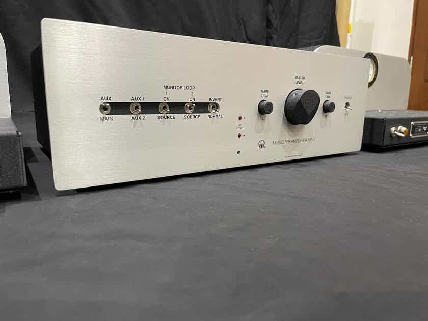 Atma-Sphere MP-3 Brand New In Gold, 220-240V Fully Optioned. MK3.3 With Remote