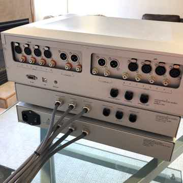 Constellation Audio Virgo III with optional DC Filter
