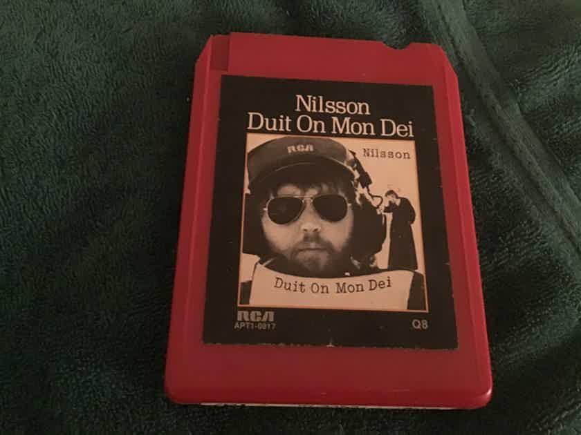 Nilsson  Duit On Mon Dei RCA Quadraphonic 8 Track