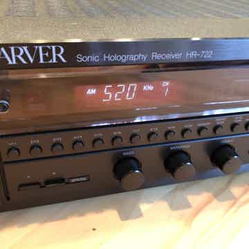 Carver HR-722 Holographic Receiver