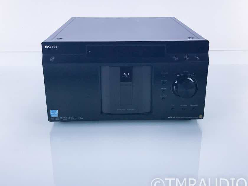 Sony BDP-CX7000ES Blu-Ray / DVD 400 Disc Changer; BDPCX7000ES Player (No Remote) (17650)