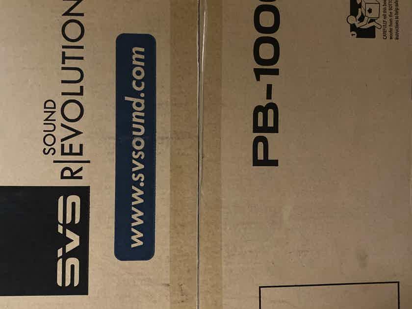 SVS PB-1000 brand new