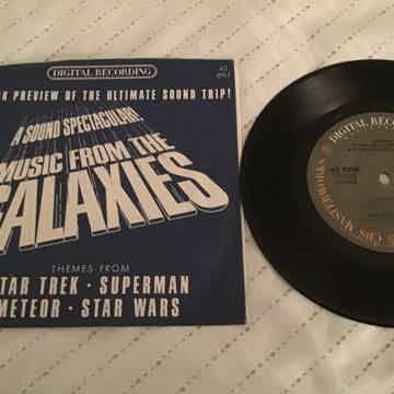 Various  Music From The Galaxies Promo EP NM