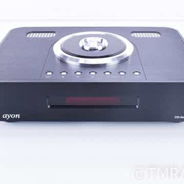 Ayon CD-2s Tube CD Player / Transport