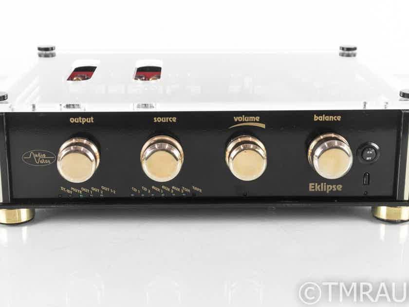 Audio Valve Eclipse Stereo Tube Preamplifier (No Remote) (21095)