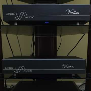 Merrill Audio VERITAS Monoblocks