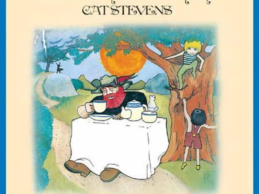 Cat Stevens Tea For The Tillerman-Ltd ED 45rpm 2 200 gram LPs