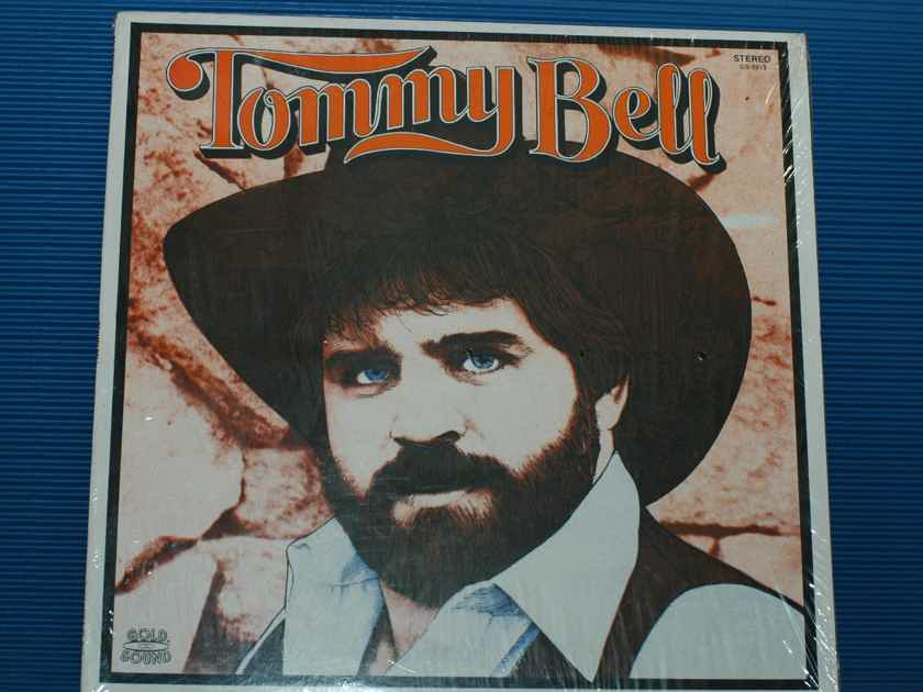 "TOMMY BELL   - ""Tommy Bell"" - Gold Sound 1982 SEALED!"