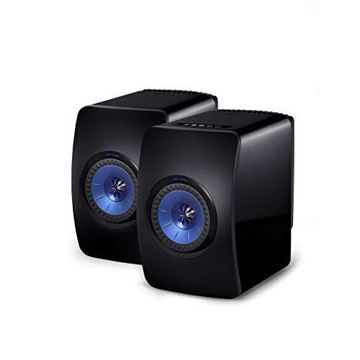 KEF LS50 Wireless Bookshelf Speakers